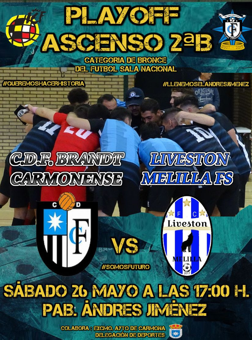 Play off ascenso