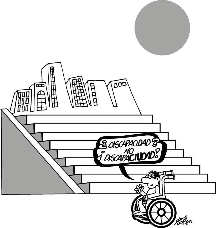 FORGES DISCAPACIDAD