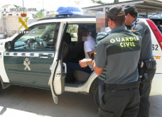 Detencion guardia civil